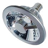 LAES 984293AR LED Lampe B15d, 7W, silber, 70x 64mm