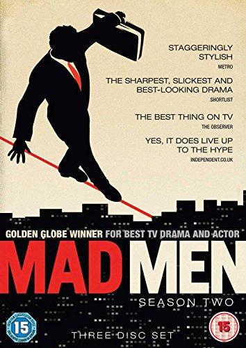 Mad Men - Season 2 [Reino Unido] [DVD]