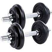 Dumbbells weight sets B01G6HQQIA, Dumbbell Weight Set Cast Iron Arm Muscles Exercise Dumbbells weight sets