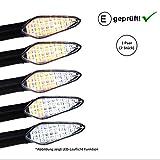 LED Blinker B-M-W R 1200 GS, Adventure/B-M-W R 1200 RS / K1600GTL(E-Geprüft / 2Stück) (B5)