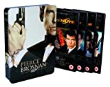 Pierce Brosnan Bond Collection - Goldeneye/The World Is Not Enough/Tomorrow Never Dies/Die Another Day [UK Import]