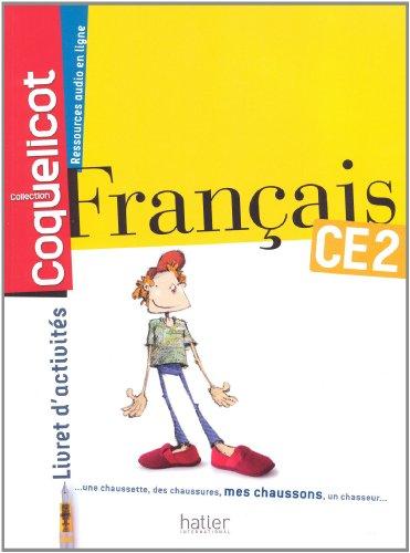 Pdf Francais Ce2 Coll Coquelicot Livret D Activites Epub