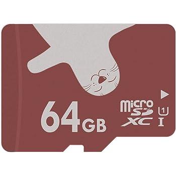ALERTSEAL Tarjeta Micro SD de 64 GB Tarjeta de Memoria Clase ...