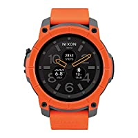 Nixon The Mission -Fall 2017- Orange/gray/black de Nixon