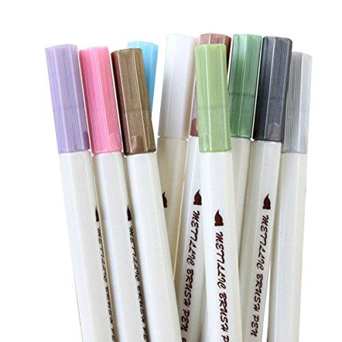 tininna-10-marqueurs-peinture-eau-pointe-permanents-plastique-encre-a-base-dalcool-couleurs-assortie