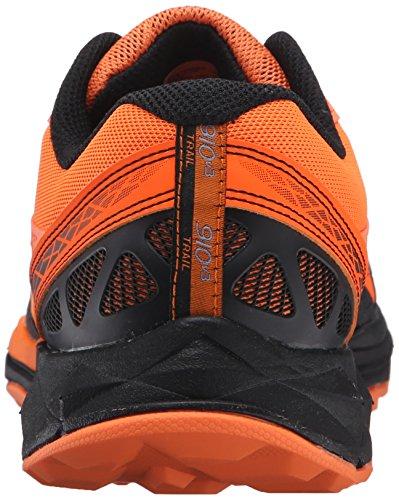 New Balance 910, Chaussures de Trail Homme Multicolore (Orange/Grey 800)