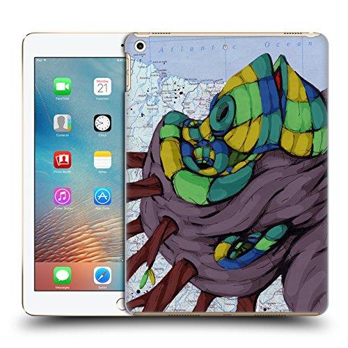 Offizielle Ric Stultz Neugeist-Bewegung Tiere Ruckseite Hülle für Apple iPad 9.7 (2017)