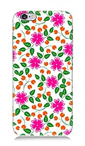 Apple iPhone 6 / 6s 3Dimensional High Quality Printed Back Case