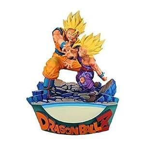 Dragon Ball Z modélisation apothéose encore Diorama parent-enfant Kamehameha