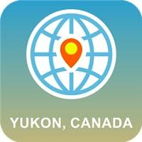 Yukon, Canada Mappa Offline - Yukon Navigazione