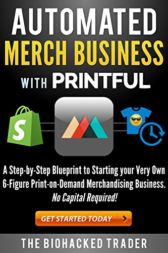 Automated merch business with printful a step by step blueprint to automated merch business with printful a step by step blueprint to starting your malvernweather Image collections