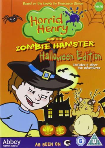 Horrid Henry And The Zombie Hamster: Halloween Edition [UK Import]