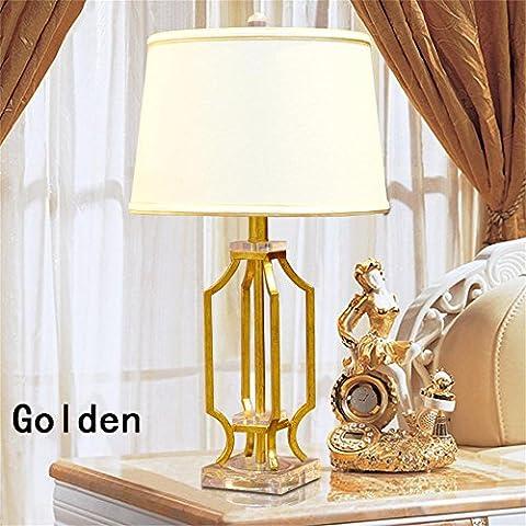 Jack Mall Rétro lampe de chevet moderne chambre de lampe