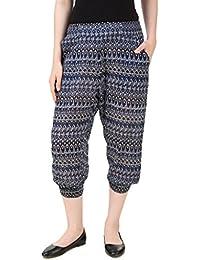 Mind The Gap Women's Cotton Harem Pant