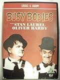 Laurel & Hardy- Busy Bodies [DVD]