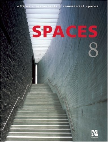 Spaces: Offices, Restaurants, Commercial Spaces v. 8 (Spaces (Bilingual)) by F.De Haro (2006-11-01)