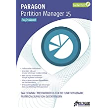 Paragon Partition Manager 15 Professional [Download]