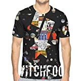Photo de Manches Courtes Man's Switchfoot Fashionable Music Band Short Sleeves Gift Full Size Tee par ytuytiutfi