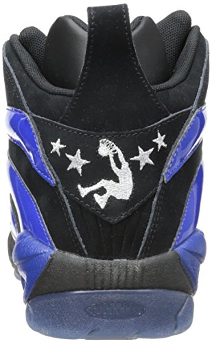 Reebok Shaqnosis Og chaussure de basket Black/Truth Blue/White