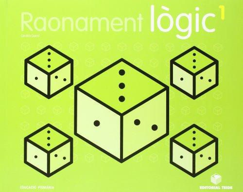 Raonament lògic. Quadern 1 - Cicle inicial - 9788430775873