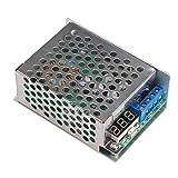 LaDicha 10A 300W Hochleistungs-Dc-Dc Schritt Nach Unten Netzteil Modul 24V 19V 12V 5V Verstellbare Buck Board Stabilisiert Spannungswandler Spannungsregler Voltmeter