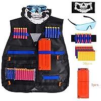 Brosun Tactical Vest Kit for Nerf Guns N-Strike Elite Series