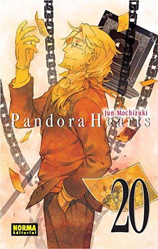 Pandora Hearts 20 (Shonen - Pandora Hearts)
