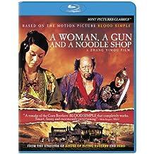 Woman a Gun & A Noodle Shop