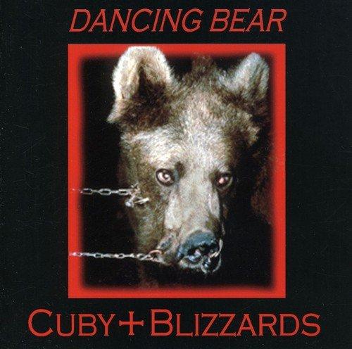 Dancing Bear (Bear Dancing Blue)