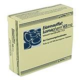 EISENSULFAT Lomapharm 65 mg überzogene Tab. 100 St Überzogene Tabletten