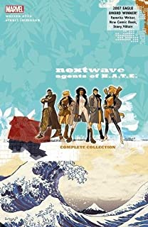 Nextwave: Agents of H.A.T.E.: The Complete Collection (0785198393) | Amazon Products