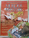Murder Mystery Party - Murder Down Under