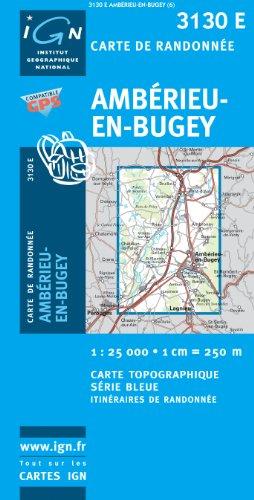 Amberieu-en-Bugey GPS: Ign3130e