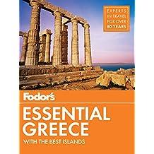 Fodor's Essential Greece (Full-color Travel Guide)