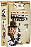 Coffret burt lancaster 3 films : valdez ; tom dooley le hors-la-loi ; l'homme de la loi