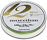 Daiwa Morethan 12 Braid 0,14mm 12,2 kg 300m LG Geflochtene Schnur