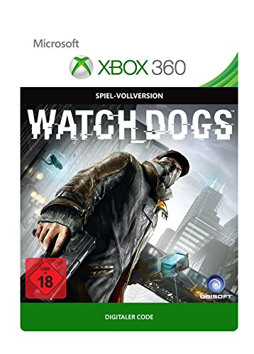 Watch Dogs | Xbox 360 - Download Code (Xbox Video-spiele Dogs 360-watch)