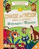 Chasse au trésor dans la jungle - pochette avec accessoires