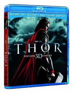 Thor [Combo Blu-ray 3D + Blu-ray + DVD + Copie digitale]