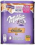 Milka Recette Onctueuse Chocolat 400 g - Lot de 3