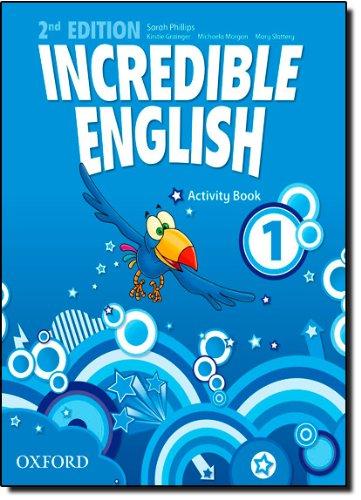 Incredible English 1: Activity Book