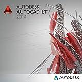 Autodesk AUTOCAD LT 2014 SLM - Software de diseño automatizado (CAD) (PC, Completo)