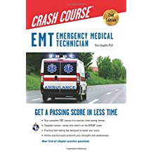EMT Crash Course with Online Practice Test, 2nd Edition (EMT Test Preparation)