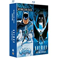Batman Films animés - Collection de 2 films : Batman contre le fantôme masqué + Batman & Mr. Freeze: Subzero