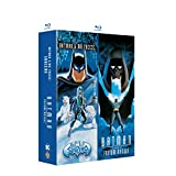 COFFRET BATMAN ANIMATED MOVIES /V 2BD