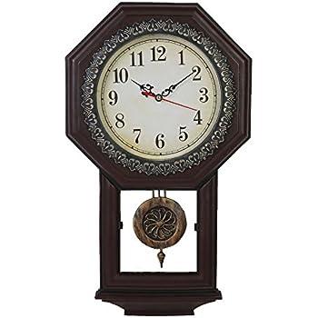 Amazon. Com: dakota designs 2cja2 clock, round, radio control, 10.