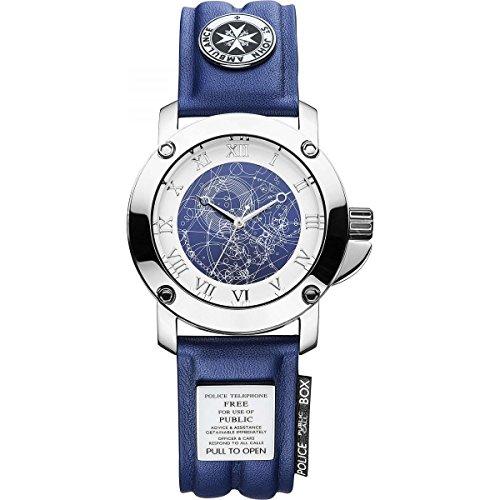 Zeon - Montre Doctor Who Tardis Collector - 5013348001283 by Zeon