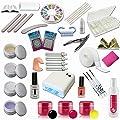 Kit de Manucure et Nail Art ultra complet - 24 accessoires…