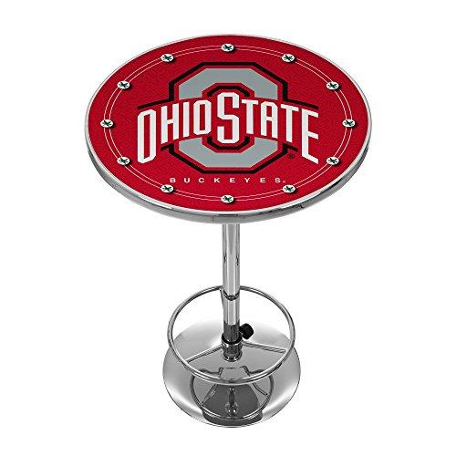 NCAA Ohio State University chrom Pub Tisch (Osu Leichtathletik)