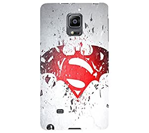 Perfect print back cover for Samsung Galaxy Note Edge